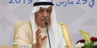 """Thursday at the UN General Assembly, Saudi Arabia called the international nations to apply """"utmost pressure"""" to end aggressive behavior of Iranian establishment, while Iran rejected that policy as already having failed. On September 26, Foreign Minister Ibrahim al-Assaf insisted the United Nations General Assembly to cut off Tehran's financial resources as it can be the best solution to end what he called Iran's violation of international law. But on the other hand, Iranian President Hassan Rouhani urged it would block all chances of healthy dialogues. Moreover, the foreign minister insisted that Tehran was responsible for the September 14 missile and drone stricks on Saudi Arabia's biggest oil facilities, which effected global oil prices. The US, France, Germany, UK, and Germany have also blamed Iran for the attack. According to Assaf: """"We know very well who stood behind this aggression"""".We have known that regime for 40 years. It is good at nothing but masterminding explosions, destruction, and assassinations, not only in our region but also throughout the world. Utmost pressure with every tool available should be applied to end the terrorist and aggressive conduct of the Iranian regime."""" Shi'ite Muslim Iran has refused allegations, while Sunni-led Saudi Arabia has welcomed UN investigators to determine where the attacks were launched from. A day after addressing the General Assembly, Iranian President Hassan Rohani said while speaking to reporters in New York that those countries blaming Tehran of being responsible for the attack on Saudi Arabia should provide evidence to prove their accusations. Rohani also urges the United States, France, UK, and Germany to stop weapons supply to Saudi Arabia."""