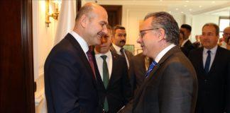 Turkish, Greek Ministers Discuss Migrants Crisis