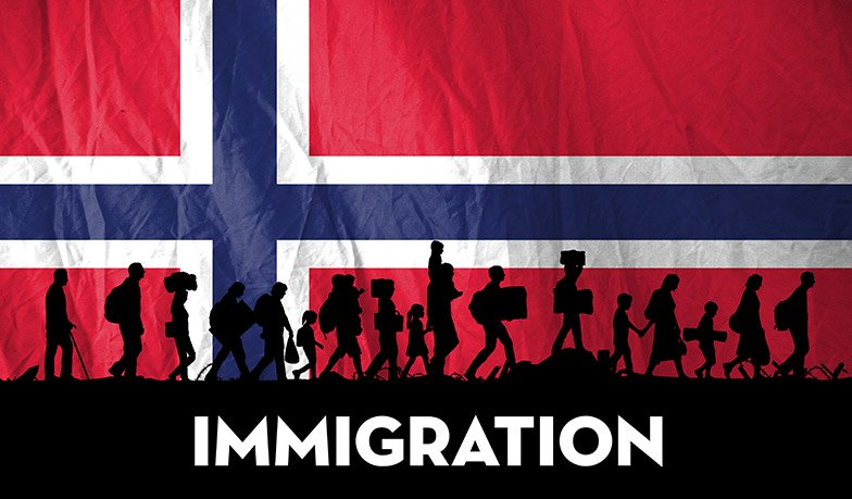 Norway gave 9950 families Immigration by end of October