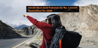 US Magazine ranked Pakistan As Top Destination in 2020