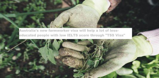 Australia declares Farm Worker Visa scheme for less-educated