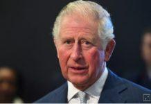 Prince Charles Tests Positive