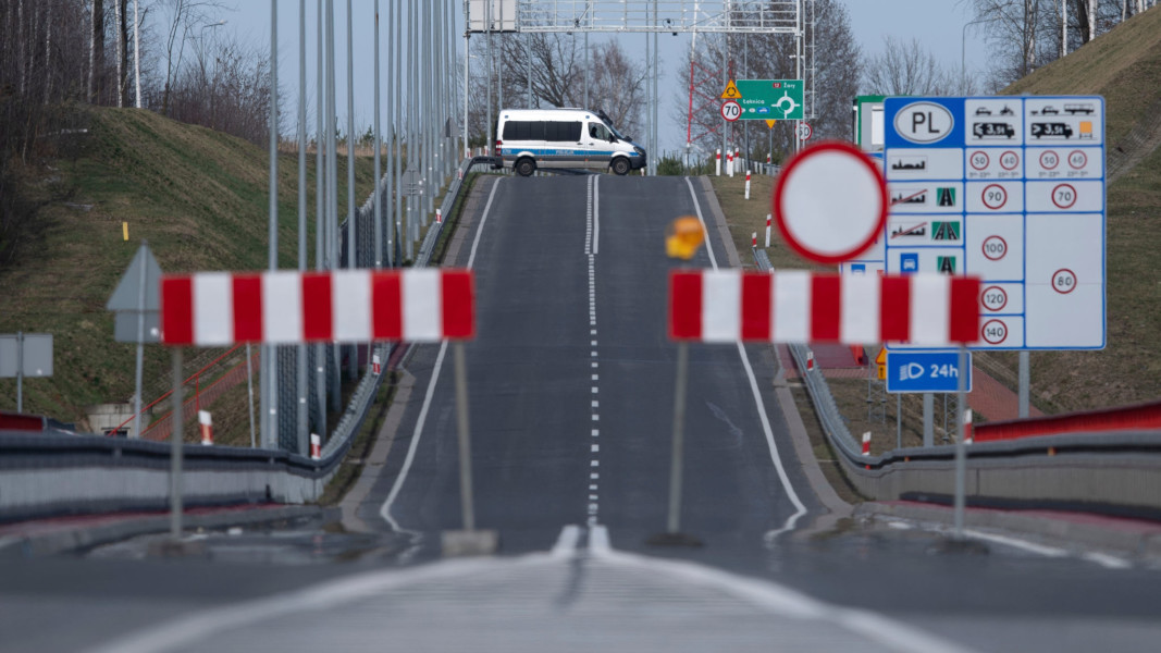 Germany to close borders