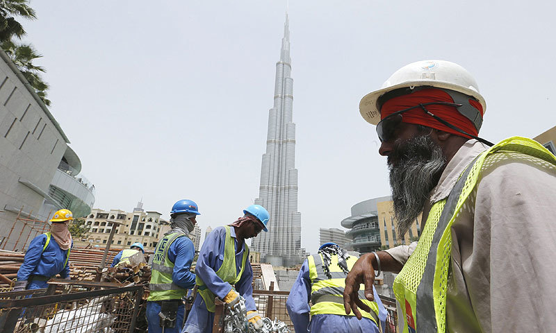 Gulf Migrant Workers